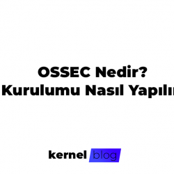 OSSEC Nedir? Kurulumu Nasıl Yapılır?