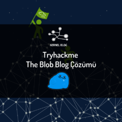The Blob Blog Çözümü
