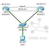 HSRP (Hot Standby Router Protocol - Hazır Yedekteki Yönlendirici Protokolü)