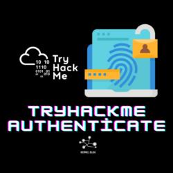TryHackMe Authenticate