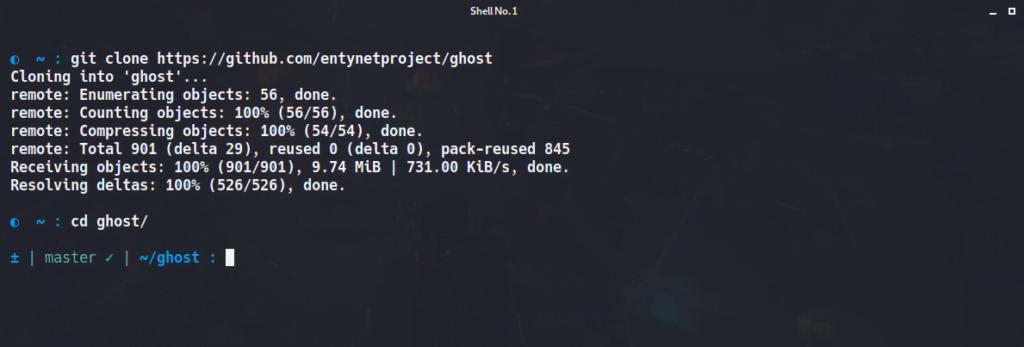 Ghost Framework Nedir ?