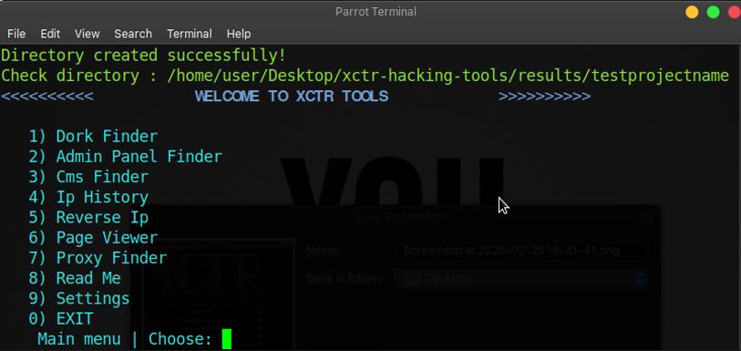 XCTR Hacking Tools Nedir?
